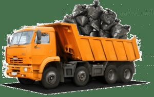 вывоз мусора в Одинцово контейнером