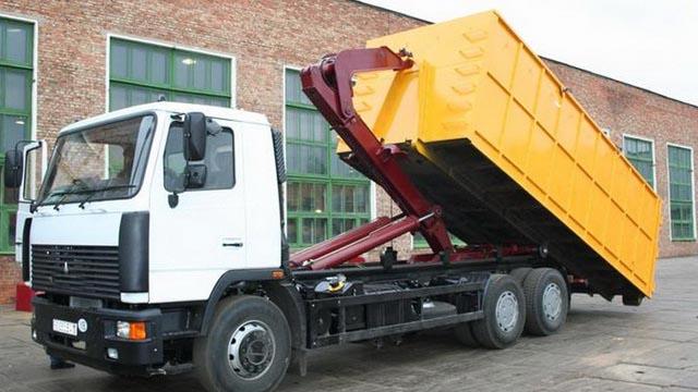 Вывоз промышленного мусора в Одинцово