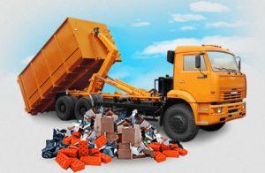 утилизация строительных материалов в Одинцово